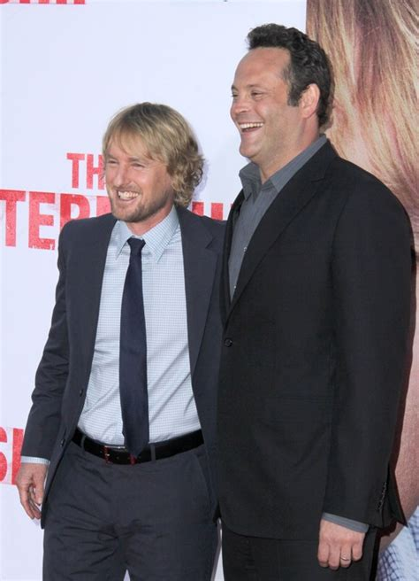owen wilson update vince vaughn and owen wilson at the internship premiere