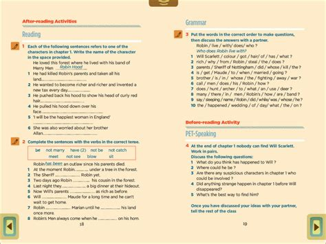 robin hood eso material robin hood cd allforschool libros juegos y recursos para el profesor y material didactico