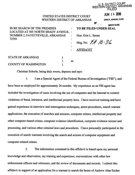 Federal Arrest Warrant Search Hack Warrant The Gun