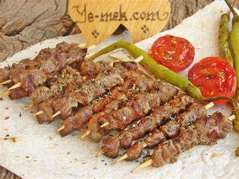 cop sis kebabi tarifi resimli yemek tarifleri cop sis kebabi turkish chop shish kebab recipe recipes from turkish