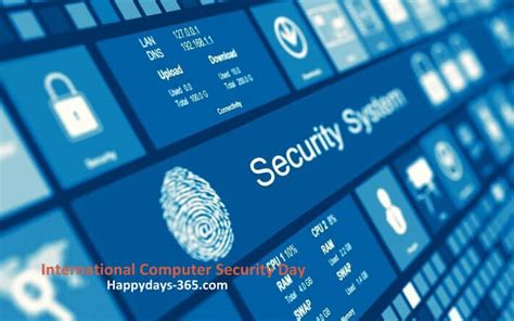 day security international computer security day november 30 2017