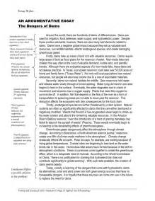 Topics For Argumentative Essays by Argumentative Essay About Technology