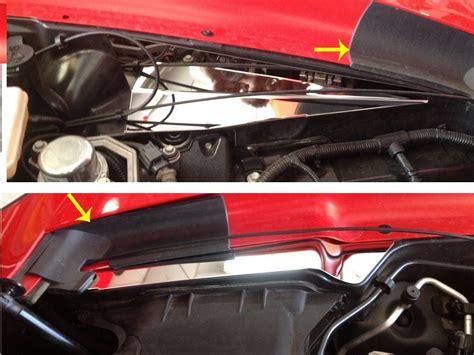 corvette fender cover c7 corvette stingray z06 grand sport 2014 gm inner