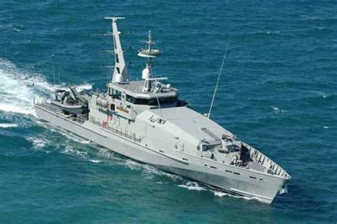 offshore patrol boats australia armidale class patrol boat used for civilian support