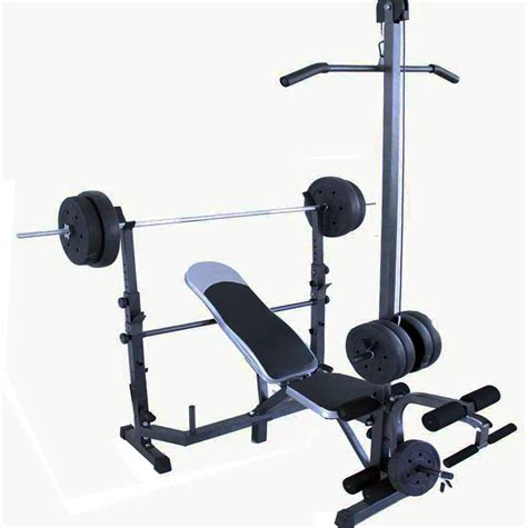 cheap weights and bench set cheap weight bench sets home design ideas