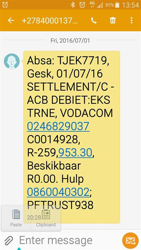 vodacom accounts vodacom customer loses r250 000 in sim swap fraud absa