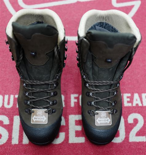 han wags 登山靴のフィッティング hanwag編 登山 toraya sports トラヤスポーツ yahoo ブログ