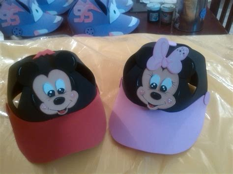 como hacer gorras de fomix del cars gorras foami cars minions mickey kity henry pony