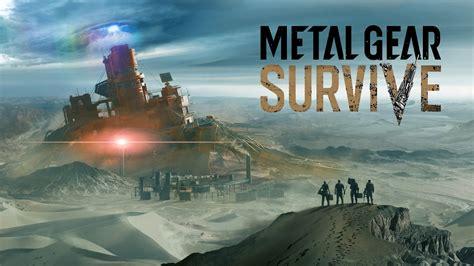 metal gear survive  game  wallpapers hd wallpapers id