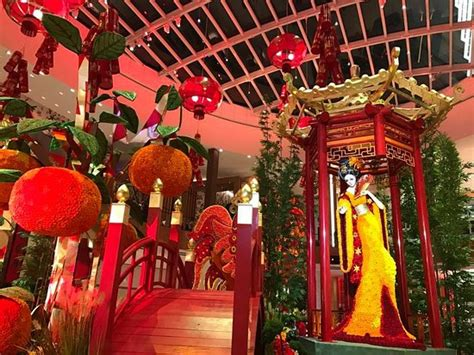 national harbor new years lunar new year decoration 360 photo mgm