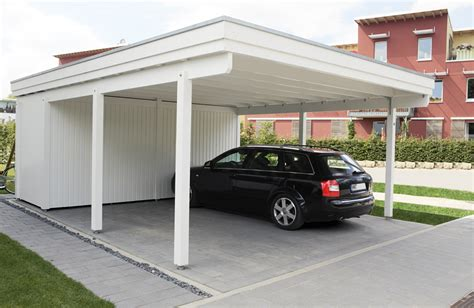 Carport Weiss Holz by Carport Fotogalerie Kwp Caports