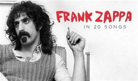 best frank zappa songs 20 of the best frank zappa songs udiscover