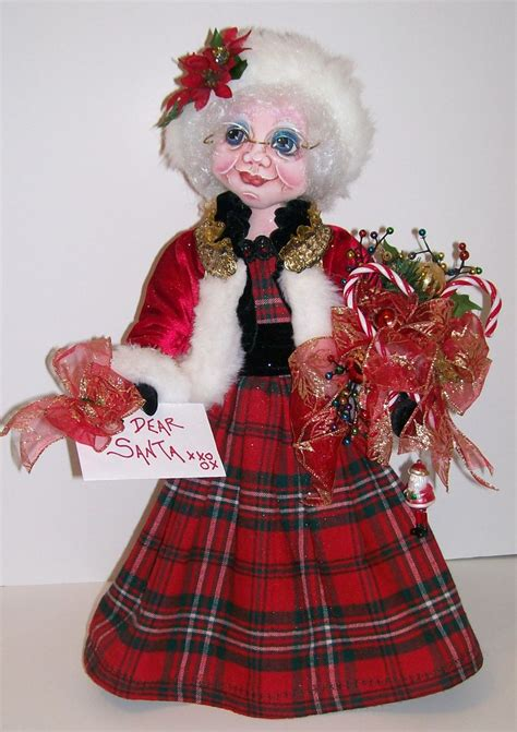 patterns christmas dolls 58 best images about christmas doll patterns on pinterest