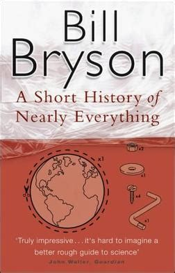 A History Of Nearly Everything By Bill Bryson Ebook a history of nearly everything