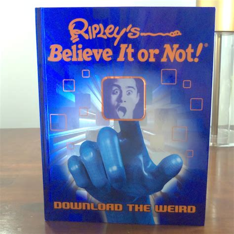 the will to believe books ripley s believe it or not the review how