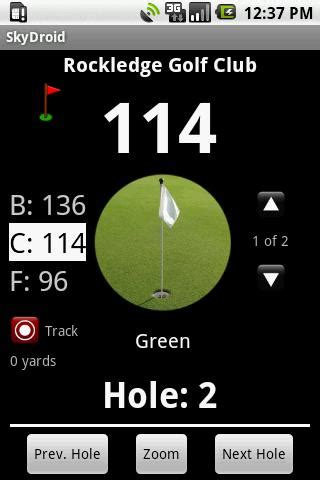 golf gps apps for android the best android golf gps app
