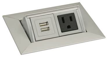 Usb Desk Accessories Pcs36a Usb 94 Modern Desk Accessories Los Angeles By Doug Mockett Company Inc