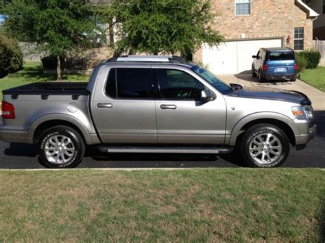 how petrol cars work 2008 ford explorer sport trac windshield wipe control purchase used 2008 ford explorer sport trac limited crew cab pickup 4 door turbo charged 4 6l in