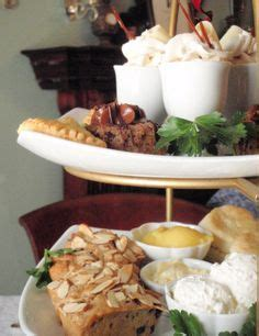 tea room albuquerque food glorious food on spoons appetizers and trifles