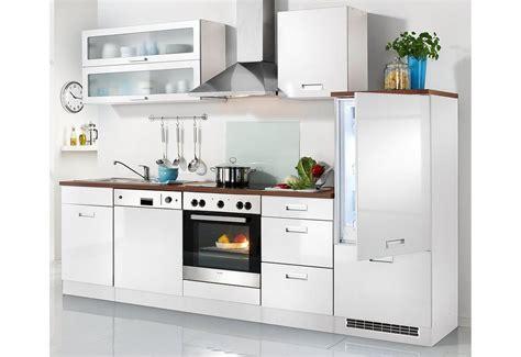 Küchenzeile Kaufen by Held M 214 Bel K 252 Chenzeile Mit E Ger 228 Ten 187 Fulda Breite 280 Cm