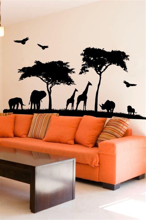 grand safari wall decal safari wall sticker