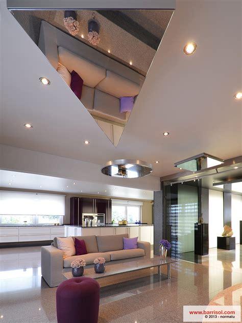 Plafond Tendu Barrisol by Photos De R 233 Alisations Avec Le Faux Plafond D 233 Coratif