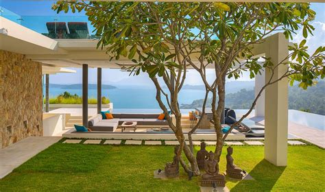 villa patio 25 living rooms that sport spectacular views