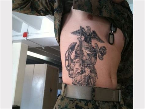marine corp tattoo pin by sgt toto on marine ink anchor tattoos