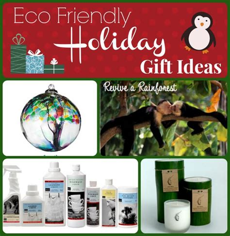 eco friendly holiday gifts comeback momma family