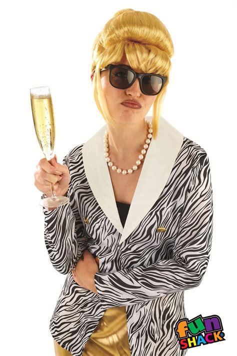 90s fancy dress ebay uk ladies absolutely fabulous costume womens patsy 90s tv ab
