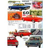 Chevrolet 1960 Corvair Page American Car Spotter's Bible