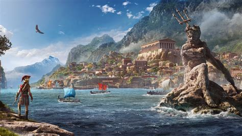 assassins creed odyssey     wallpapers hd