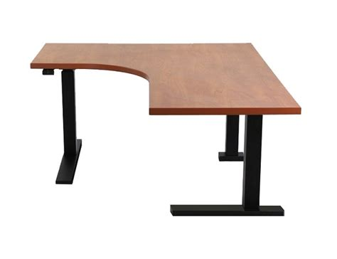 Adjustable Table L Cherry L Table Left Updated 650 Adjustable Surfaces