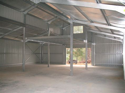 Shed With Mezzanine by Mezzanine Floors In Gippsland Call Us Now