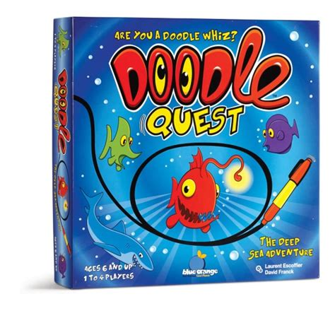 doodle quest cool boys gifts for ages 6 7 8 everyday savvy