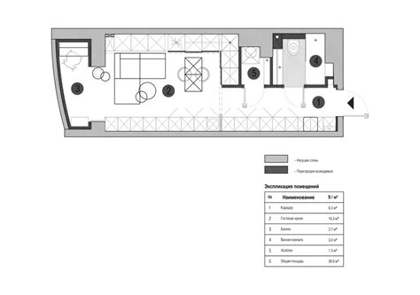 30 sqm to sqft 2 super small apartments under 30 square meters