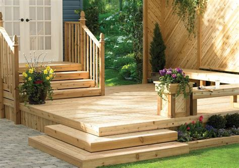 25 best ideas about back deck designs on pinterest deck decks and backyard deck designs