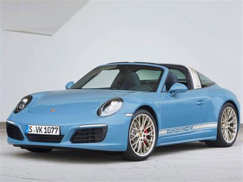 Gebrauchtwagen Porsche 911 Targa by Porsche 911 Targa 4s Exclusive Design Edition Auto