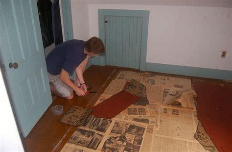 How to Remove Linoleum Floors   Designing Idea