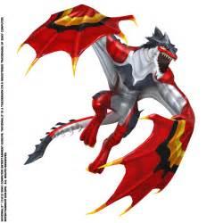10 dessins de coloriage invizimals dragon 224 imprimer