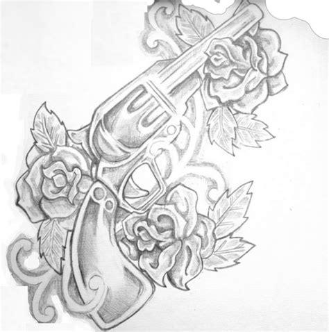 tattoo flash gun gun flash by inkie girl on deviantart