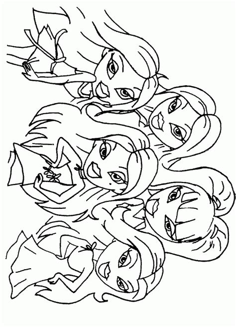 bratz babyz coloring pages az coloring pages