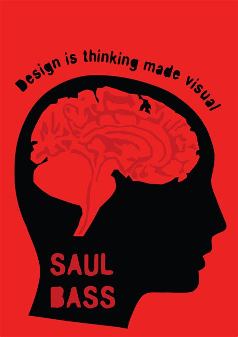 design is thinking made visual saul bass posters cartazes by diana valente at coroflot com