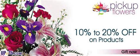 flower design voucher code pickupflowers com discounts and deals pickup flowers