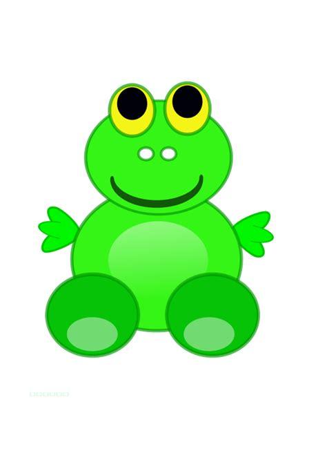 rana clipart frog froggo free vector 4vector
