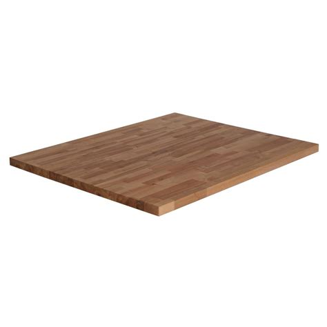 74inx39inx1 5in wood butcher block countertop in