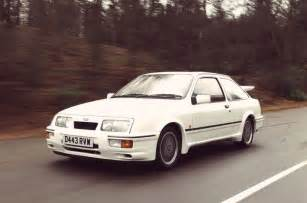 ford rs cosworth and other appreciating classics