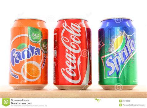 Coca Cola Sprite Fanta coca cola fanta sprite editorial stock image image of company 26910349