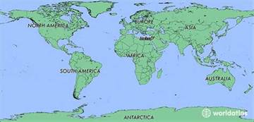 where is where is located in the world