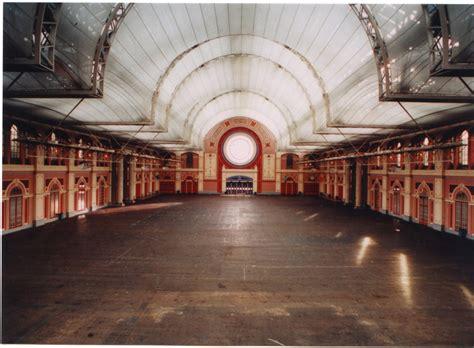 Alexander Palace Floor Plan by Great London Buildings Alexandra Palace Londontopia